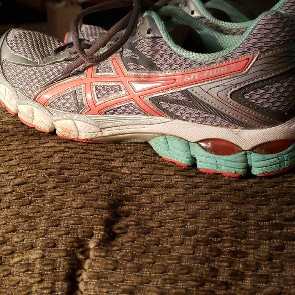 Asics Shoes | Athletic Has Arch Support